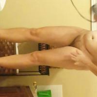 My wife's ass - bethy