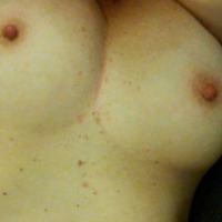 Medium tits of my wife - Nh wife