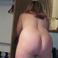 Her Ass and Feet - Blonde, Wife/Wives