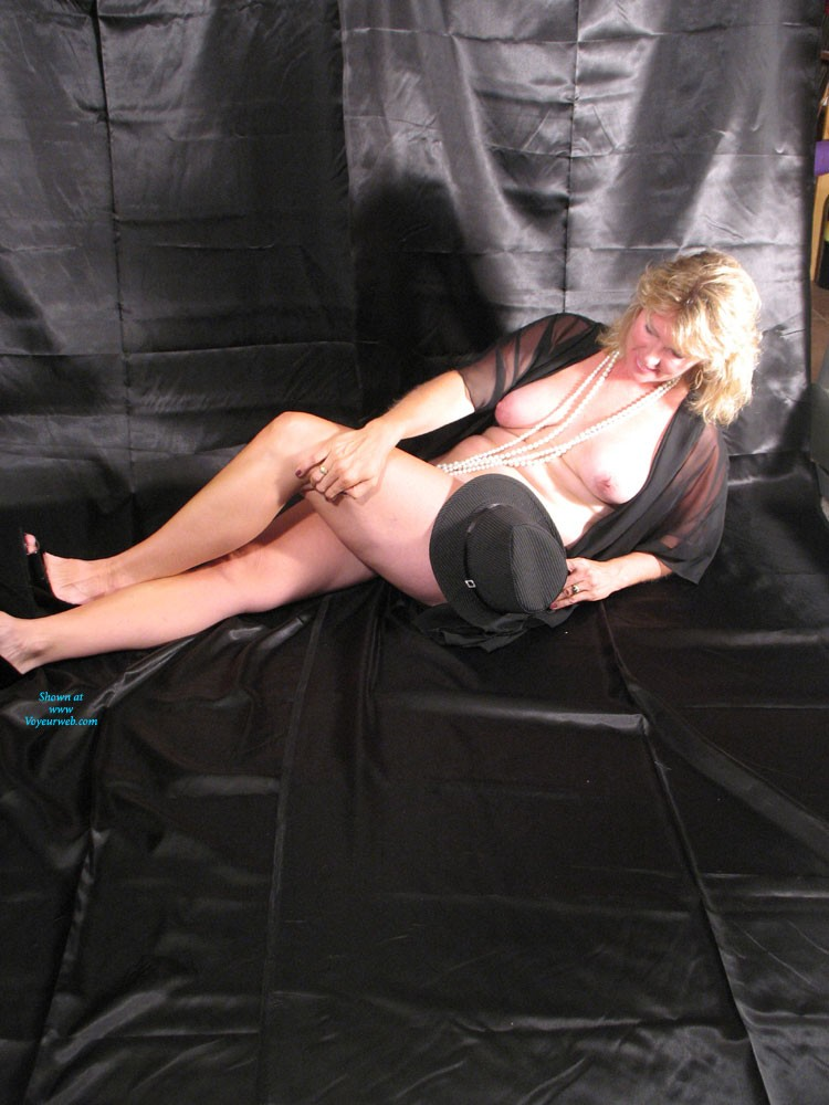 Trying Again - Big Tits, Blonde Hair, Sexy Lingerie , She Said That She Wanted More Proof That You Guys Think She Has It.