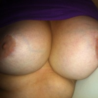Large tits of my wife - Claire