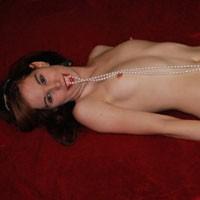 Hanging Around - Small Tits, Hard Nipples, Redhead