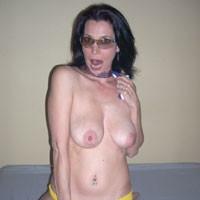 Luv My Tigers - Big Tits, Brunette