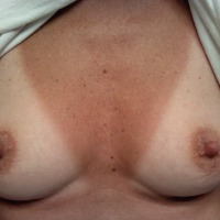 Small tits of my wife - Hotwife