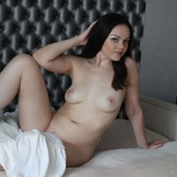 Adri - One Sexy Morning... - Big Tits, Brunette Hair