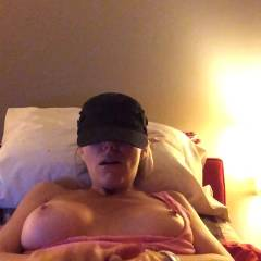 Victoria Loves to Masterbate - Big Tits, Masturbation