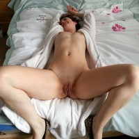 Perky Little Mature Tits - Brunette, Mature, Small Tits
