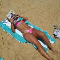 Beach - Beach, Bikini Voyeur