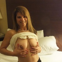 Large tits of my wife - bry
