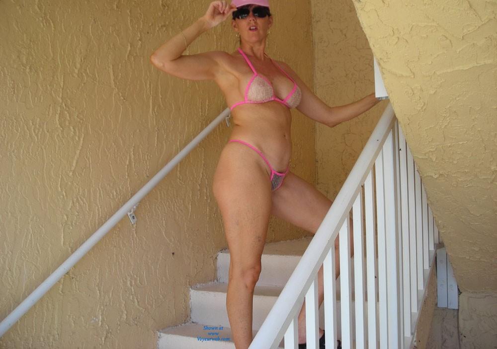 bubble wrap bikini november voyeur web