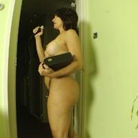 Naked Evening - Brunette, Firm Ass, Wife/Wives