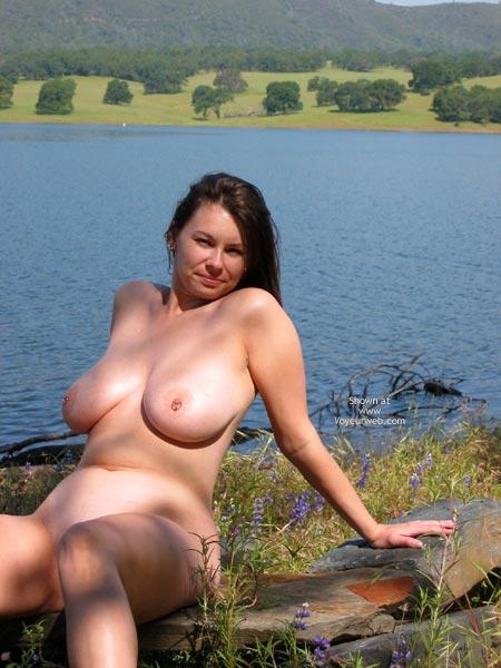 Pic #8 - Pleasurekitten At The Lake