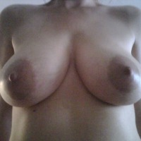 Large tits of my wife - Busty Polish Wife