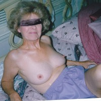 My very small tits - blondie