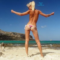 Holiday Photos - Bikini Voyeur, Blonde