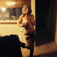 Medium tits of my wife - Lil bby