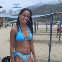 Zugey - Beach, Bikini Voyeur, Brunette