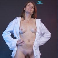 Home Shoot - Medium Tits, Lingerie, High Heels Amateurs