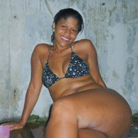 Yesika - Brunette, Bikini Voyeur, Beach