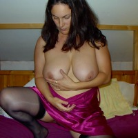 Large tits of a neighbor - Sue Wilson