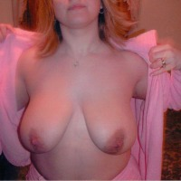 Very large tits of my wife - Sexy Val