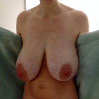Very large tits of my ex-girlfriend - Picperfect