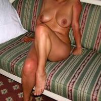 Large tits of my girlfriend - Lady Anubis
