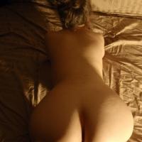 My ass - Mrs. M