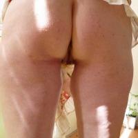 My wife's ass - My wife Anna