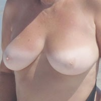 Great Boobs - Beach, Big Tits