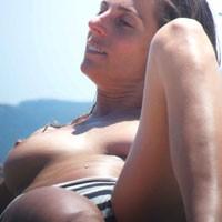 Topless Dans le Sud - Beach Voyeur