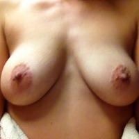 My medium tits - ginger