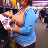 My very large tits - Mandy