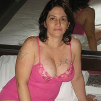 Carolina II - Big Tits, Brunette, Lingerie, See Through