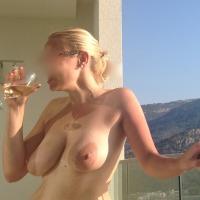 Large tits of my girlfriend - katibig