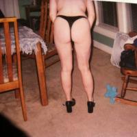 My wife's ass - Hot Wife