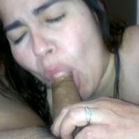 Monica Slut - Blowjob