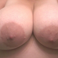 My extremely large tits - an