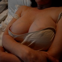 Large tits of my wife - Dani