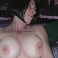 Cum Angel - Big Tits, Brunette, Lingerie