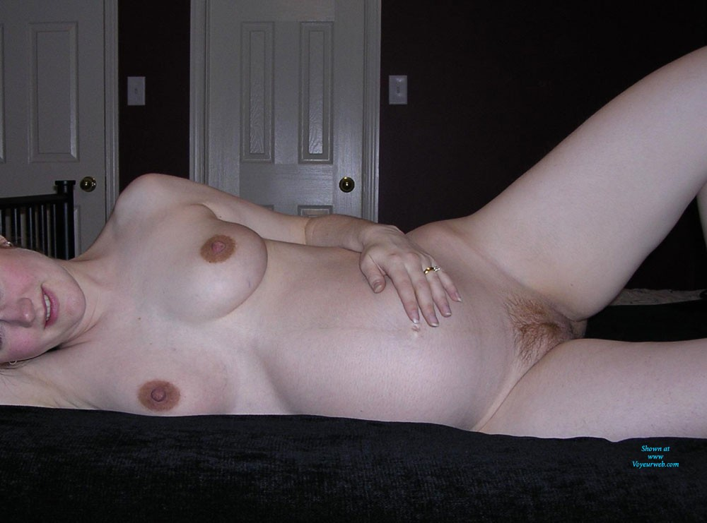 Pic #3 Hot Pregnancy Pics - Bush Or Hairy, Big Tits