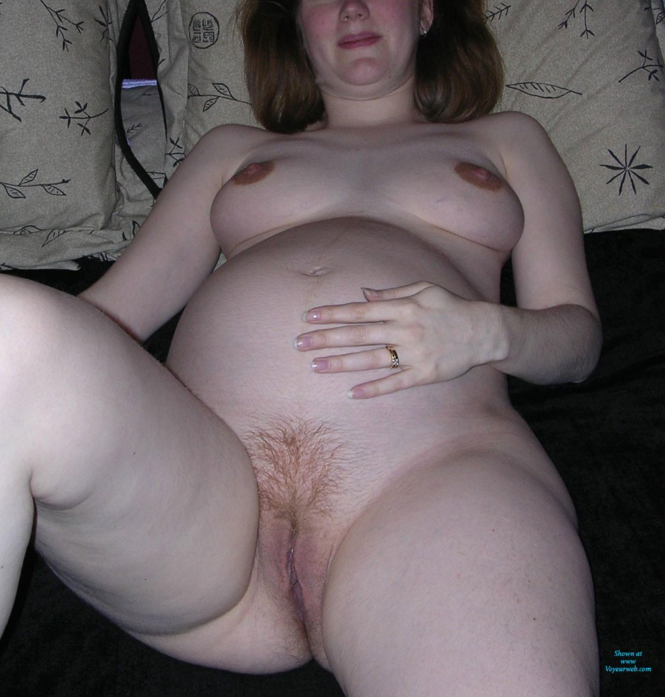 Pic #5 Hot Pregnancy Pics - Bush Or Hairy, Big Tits