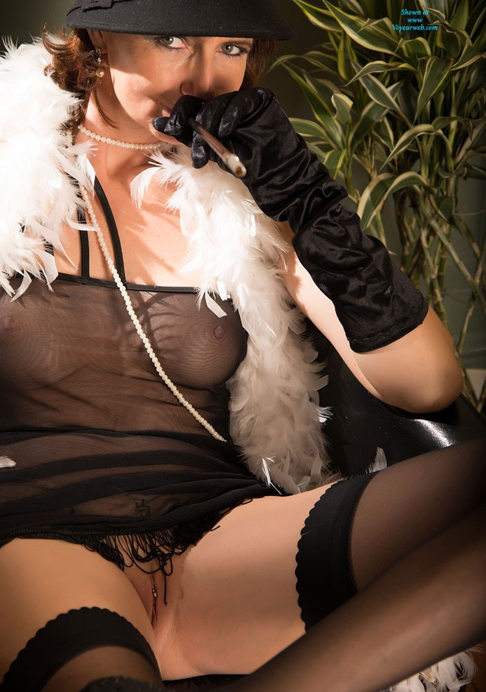 Pic #1 In The Spirit of The 20s - Lingerie