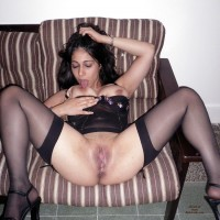 Latin Beauty Loves to Share - Brunette, Latina