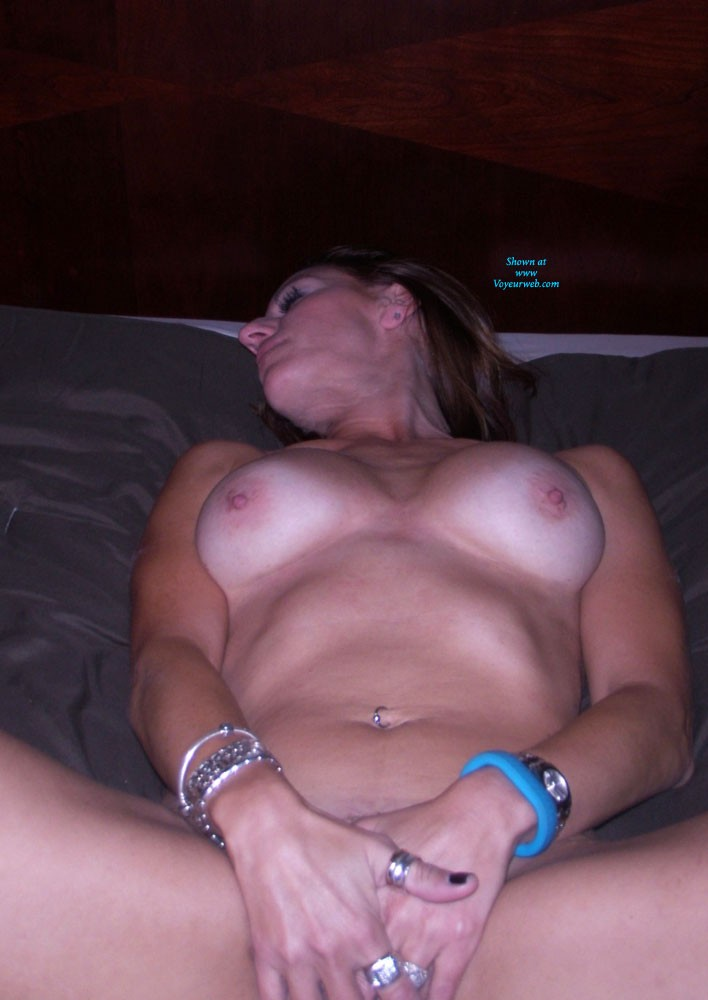 Pic #9 45 & Still Having Fun - Big Tits, Mature, Shaved