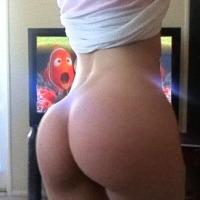 My ex-girlfriend's ass - Leslie