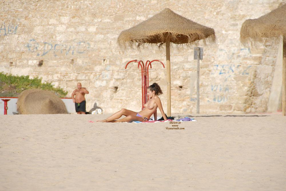 Pic #1 Lesbians - Beach