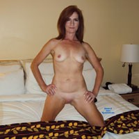 Naughty Milf - Shaved, Small Tits, Milf, Close-ups, Cumshot, Natural Tits