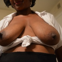 Large tits of my wife - blacktyeni