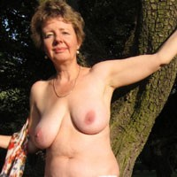 Sexy Beautiful Ivana's Garden - Mature, Big Tits, Natural Tits, Big Ass